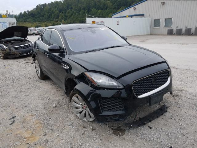 Salvage cars for sale from Copart Hurricane, WV: 2018 Jaguar E-PACE SE