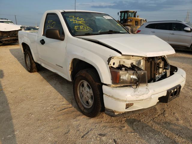 Salvage cars for sale from Copart Haslet, TX: 2005 Chevrolet Colorado