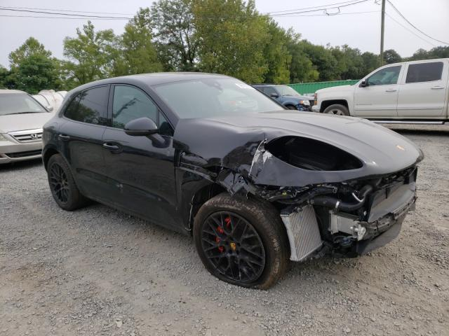 Porsche salvage cars for sale: 2018 Porsche Macan GTS