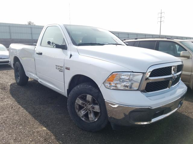 Salvage cars for sale from Copart Albuquerque, NM: 2019 Dodge RAM 1500 Class