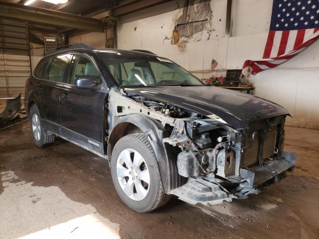 Salvage cars for sale from Copart Casper, WY: 2012 Subaru Outback 2