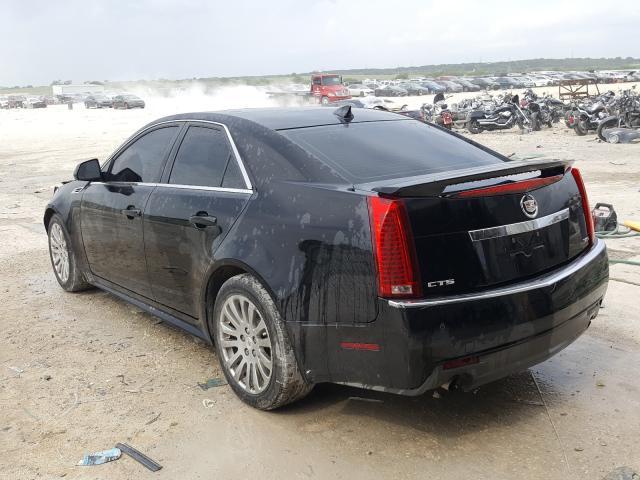 купить 2010 Cadillac Cts Premiu 3.6L 1G6DP5EV3A0116196