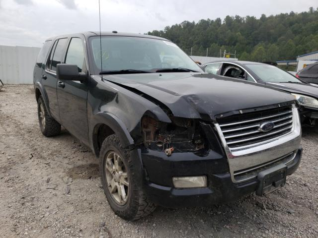 Ford Explorer X salvage cars for sale: 2010 Ford Explorer X