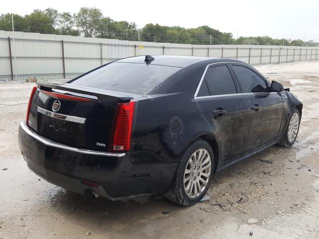цена в сша 2010 Cadillac Cts Premiu 3.6L 1G6DP5EV3A0116196