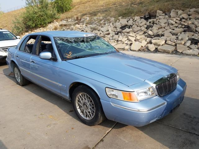 Vehiculos salvage en venta de Copart Littleton, CO: 2000 Mercury Grand Marq