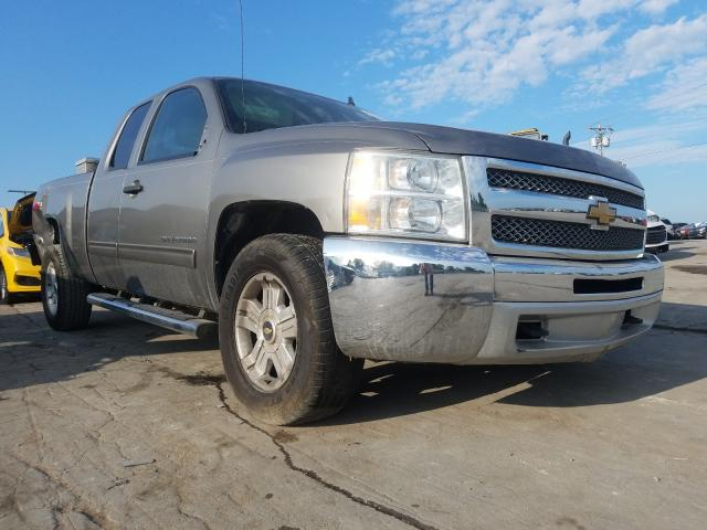 Salvage trucks for sale at Lebanon, TN auction: 2012 Chevrolet Silverado