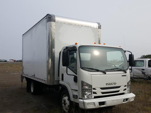 Salvage cars for sale from Copart Chambersburg, PA: 2019 Isuzu NPR HD