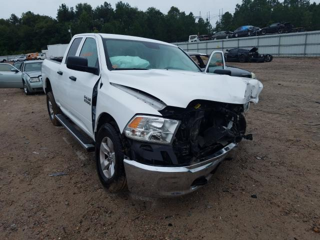 Salvage cars for sale from Copart Charles City, VA: 2018 Dodge RAM 1500 ST