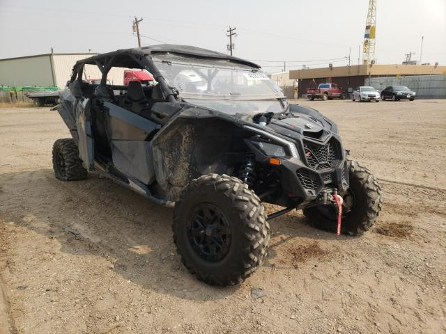 Salvage cars for sale from Copart Casper, WY: 2017 Can-Am Maverick