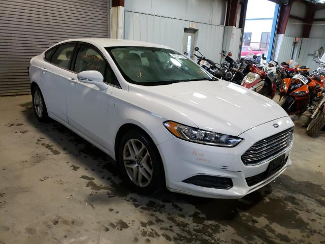Salvage cars for sale from Copart Chatham, VA: 2013 Ford Fusion SE