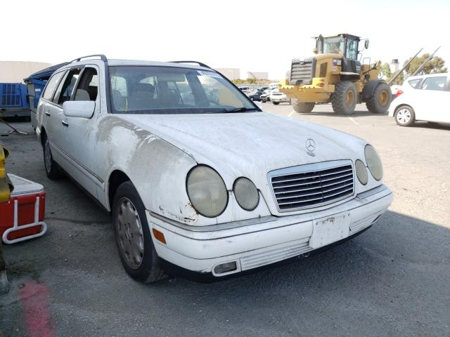 Salvage cars for sale from Copart Martinez, CA: 1998 Mercedes-Benz E 320