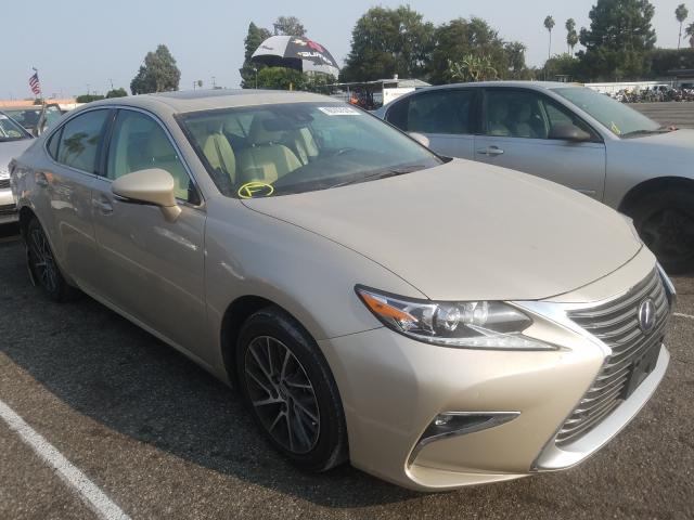 Lexus ES 350 salvage cars for sale: 2017 Lexus ES 350