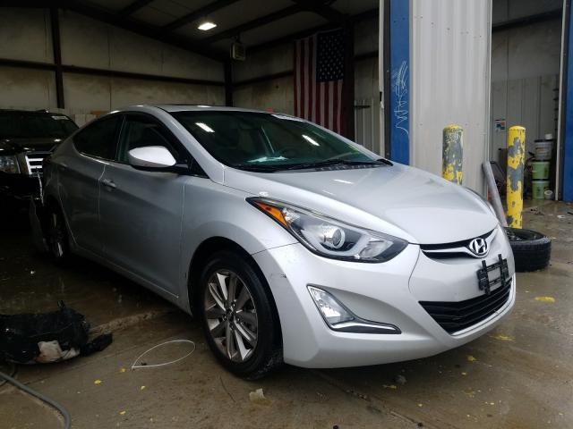 2015 Hyundai Elantra SE for sale in Ellenwood, GA