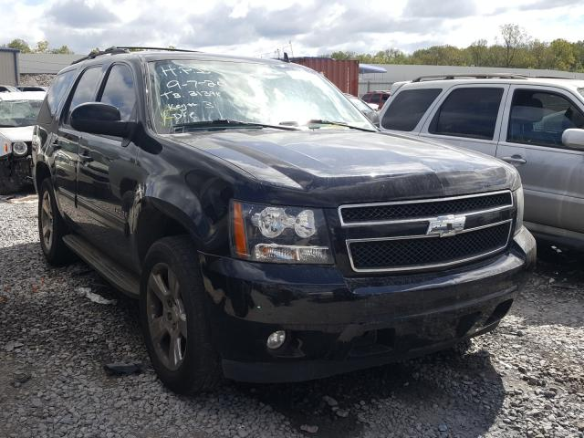 Salvage cars for sale at Hueytown, AL auction: 2013 Chevrolet Tahoe C150