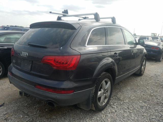 2013 Audi Q7 | Vin: WA1CGAFE3DD009236