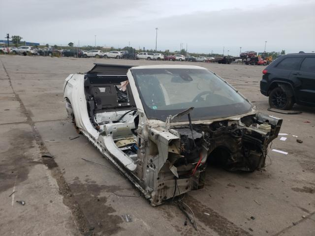 Salvage cars for sale from Copart Woodhaven, MI: 2011 BMW 750I