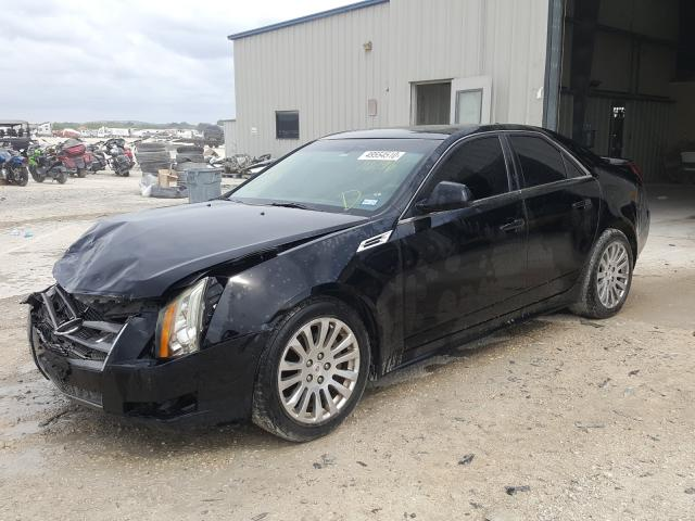 из сша 2010 Cadillac Cts Premiu 3.6L 1G6DP5EV3A0116196