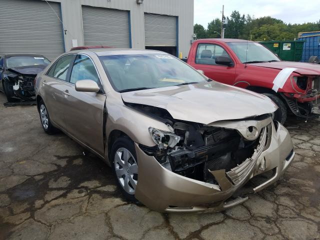 Toyota salvage cars for sale: 2007 Toyota Camry CE