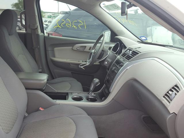 пригнать из сша 2010 Chevrolet Traverse L 3.6L 1GNLRGED2AS101545