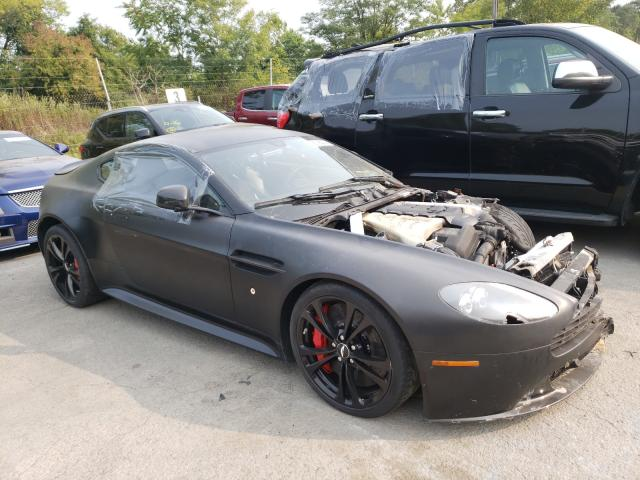 Aston Martin V12 Vantag salvage cars for sale: 2012 Aston Martin V12 Vantag