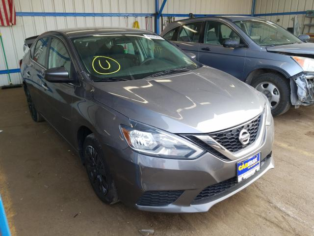 2018 Nissan Sentra S en venta en Colorado Springs, CO