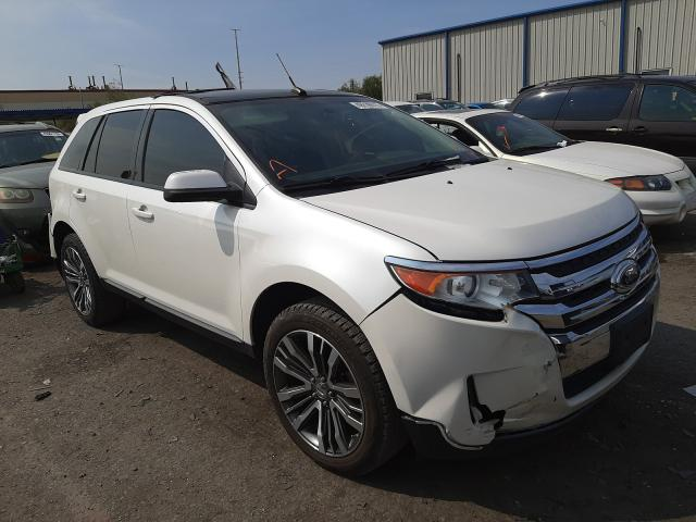 Ford Edge Vehiculos salvage en venta: 2012 Ford Edge