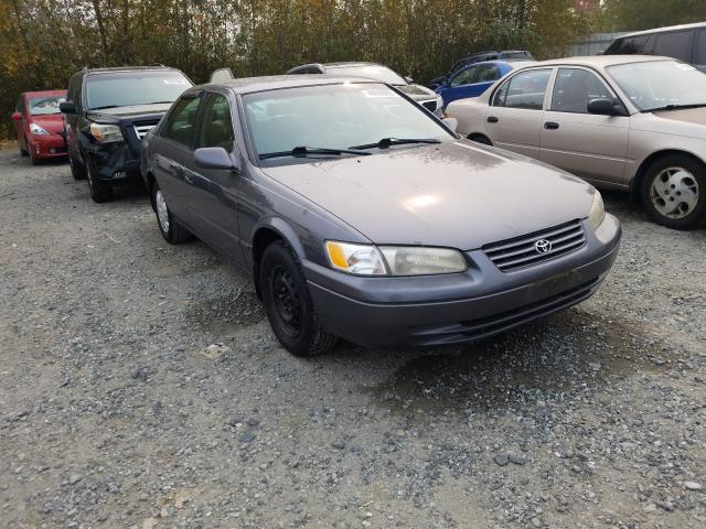 Salvage cars for sale from Copart Arlington, WA: 1997 Toyota Camry CE