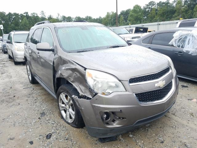 Chevrolet Equinox LT salvage cars for sale: 2010 Chevrolet Equinox LT