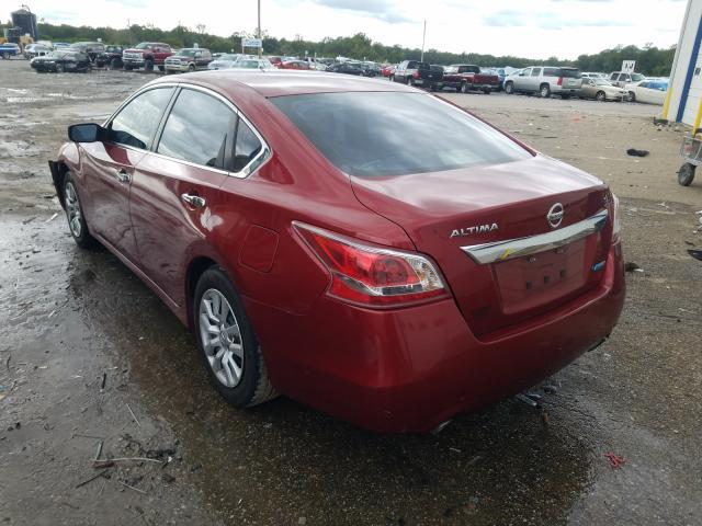 купить 2013 Nissan Altima 2.5 2.5L 1N4AL3APXDC166240
