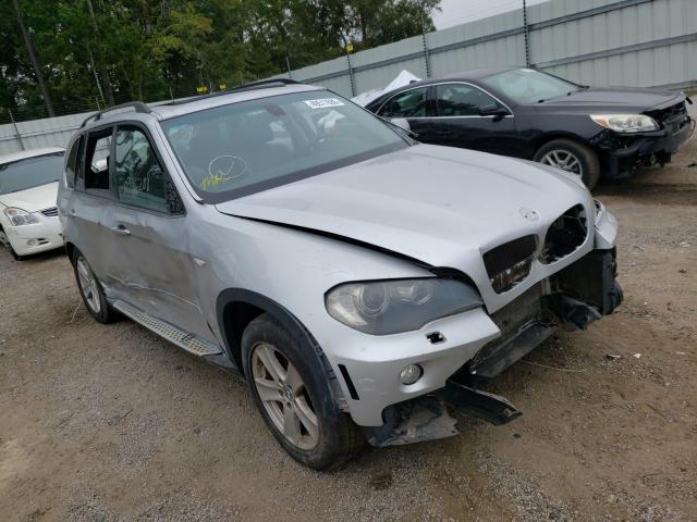 Salvage cars for sale from Copart Harleyville, SC: 2007 BMW X5 4.8I
