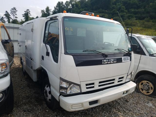 Salvage cars for sale from Copart Hurricane, WV: 2007 Isuzu NPR