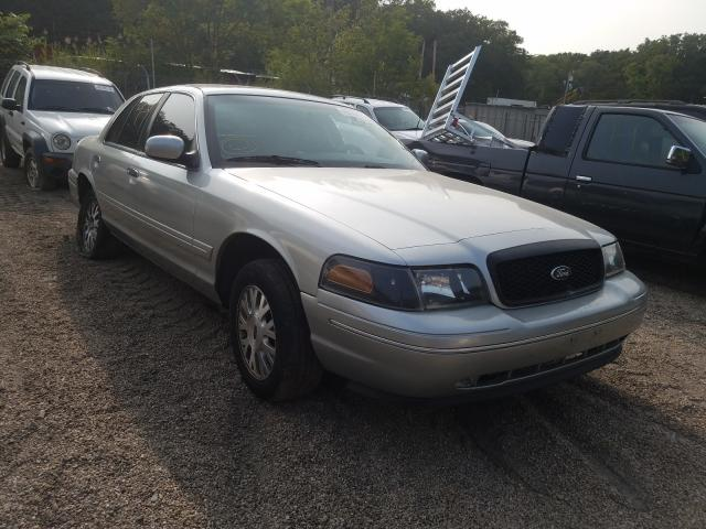 Ford Crown Victoria salvage cars for sale: 2003 Ford Crown Victoria