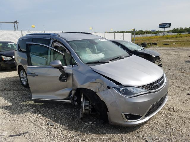 Salvage cars for sale from Copart Cicero, IN: 2019 Chrysler Pacifica T