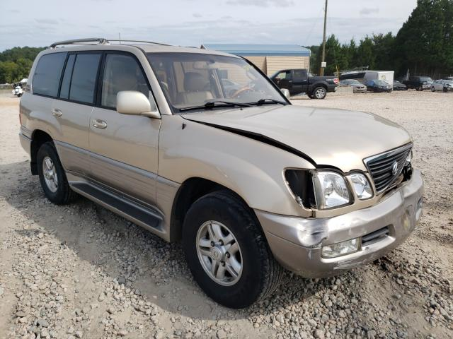Lexus LX 470 salvage cars for sale: 2001 Lexus LX 470