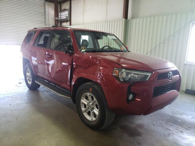 Toyota salvage cars for sale: 2016 Toyota 4runner SR