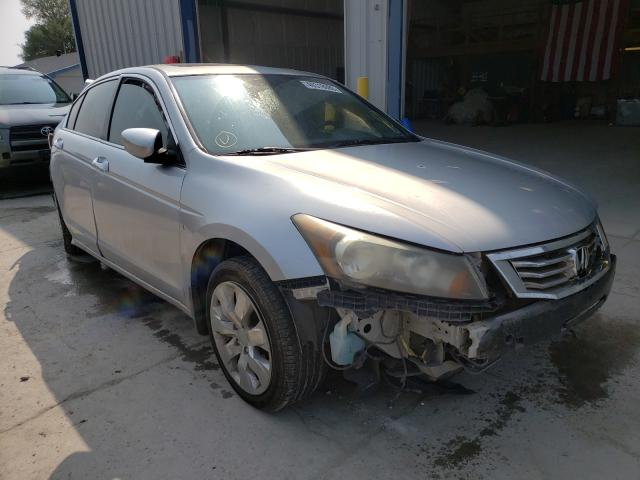 Salvage cars for sale from Copart Sikeston, MO: 2009 Honda Accord EXL