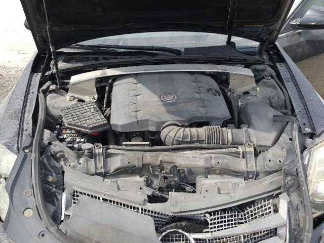1G6DP5EV3A0116196 2010 Cadillac Cts Premiu 3.6L
