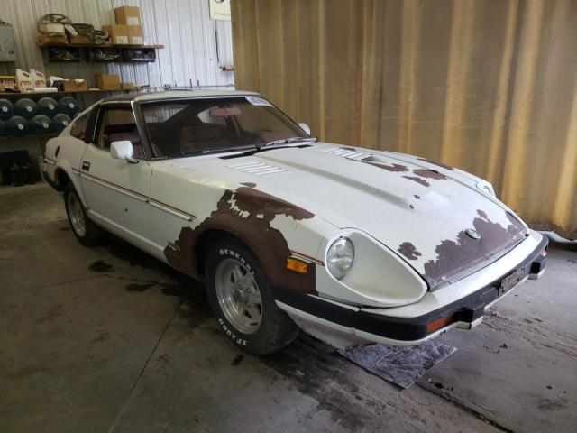 Datsun salvage cars for sale: 1983 Datsun 280ZX