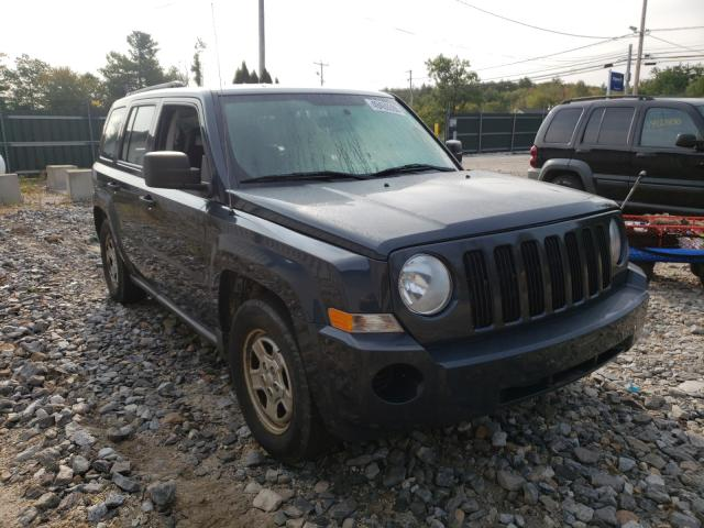 Jeep Patriot salvage cars for sale: 2008 Jeep Patriot