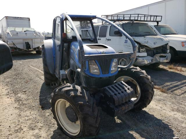 New Holland Tractor salvage cars for sale: 2015 New Holland Tractor
