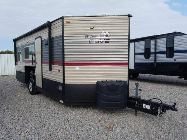 Forest River Trailer salvage cars for sale: 2019 Forest River Trailer