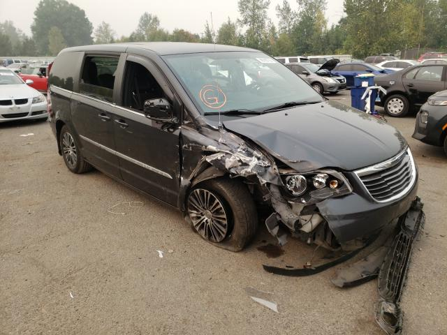 Chrysler Town & Country salvage cars for sale: 2014 Chrysler Town & Country