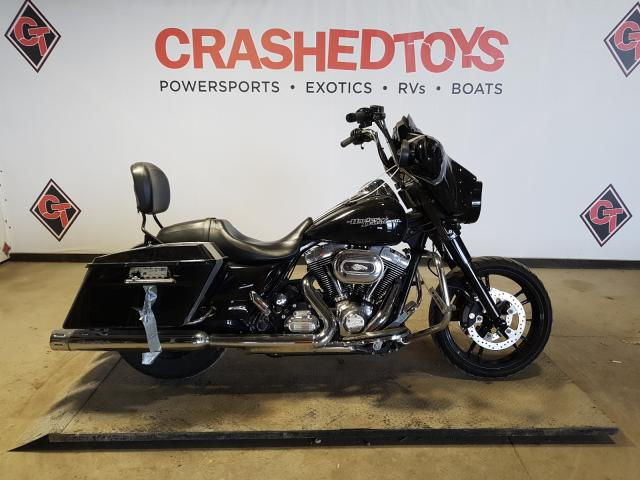 2012 Harley-Davidson Flhx Street for sale in Eldridge, IA
