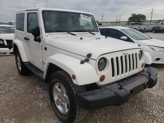 Jeep Wrangler X salvage cars for sale: 2007 Jeep Wrangler X