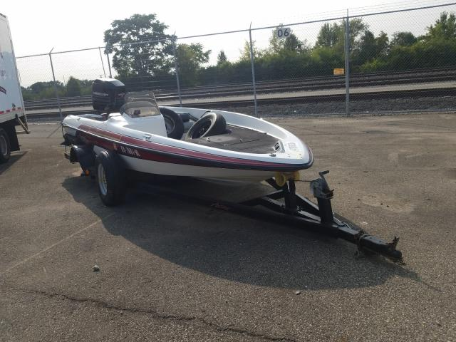 Salvage 1994 Astro BOAT&TRLR for sale