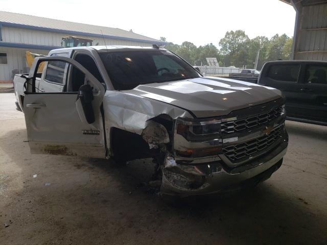 Salvage cars for sale from Copart Greenwell Springs, LA: 2017 Chevrolet Silverado