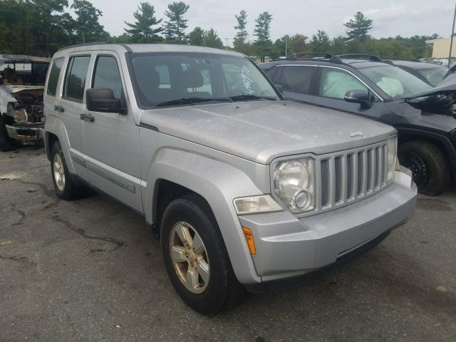 Salvage cars for sale from Copart Exeter, RI: 2010 Jeep Liberty SP