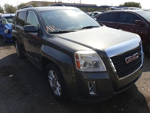 Salvage cars for sale from Copart Las Vegas, NV: 2013 GMC Terrain SL