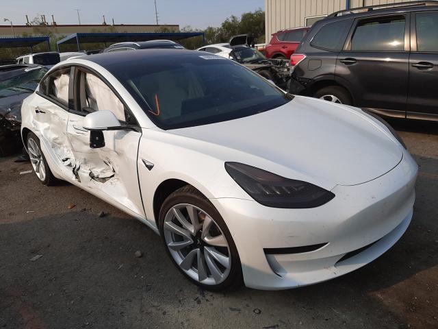 2019 Tesla MODEL 3 | Vin: 5YJ3E1EA5KF315127
