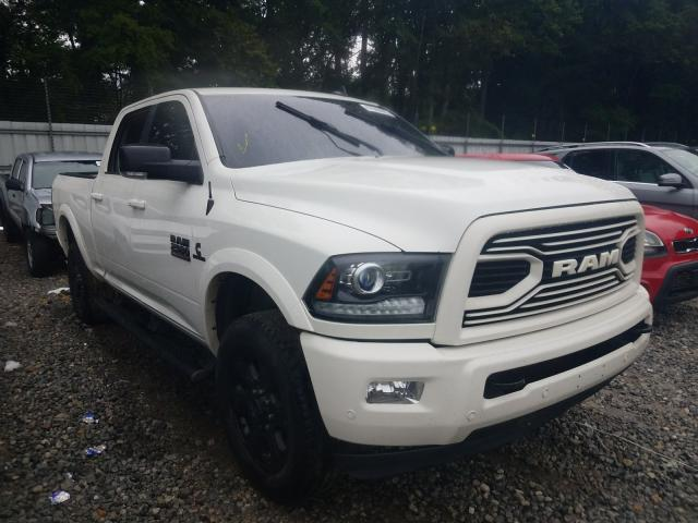 Dodge 2500 Laram salvage cars for sale: 2018 Dodge 2500 Laram